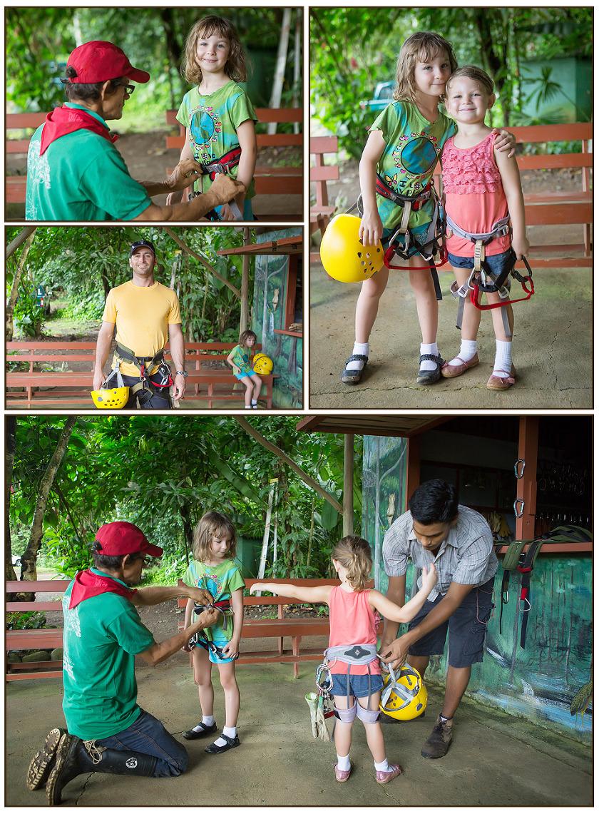 Family Canopy Tour Costa Rica