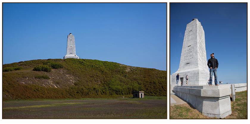 Kitty Hawk NC Monument