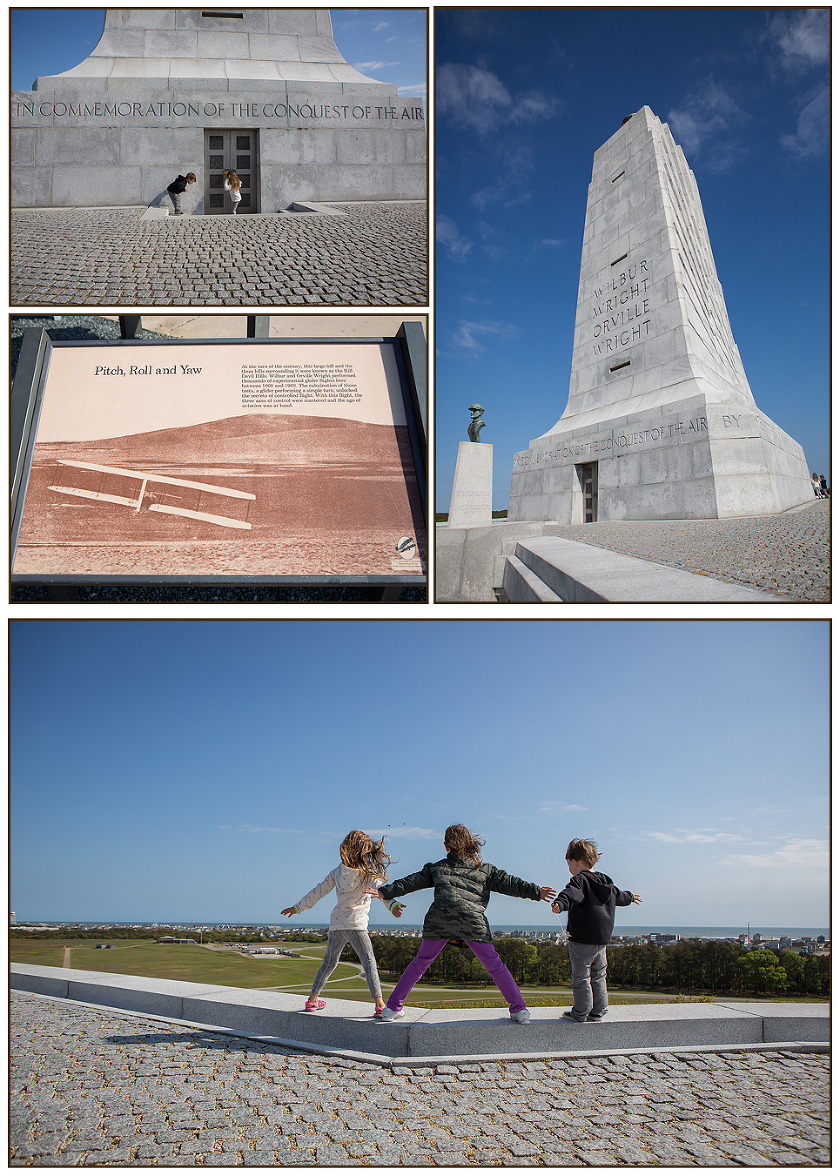 Wright Brothers Memorial NC
