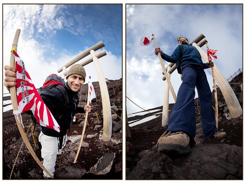 Fuji Climb Photos