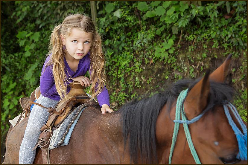 Horseback Riding Pacaya Volcano
