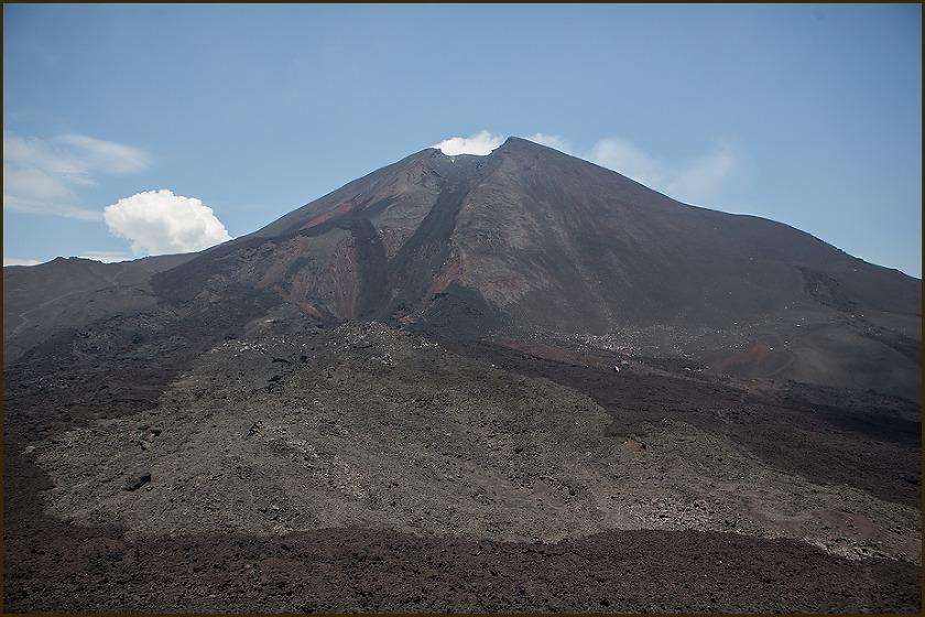 Pacaya Volcano Peak