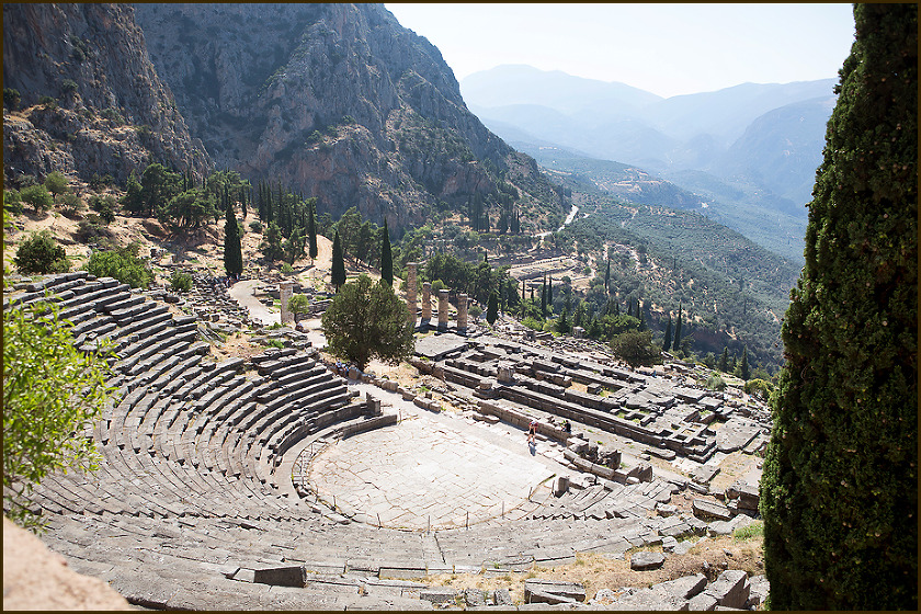 Oracle at Delphi View