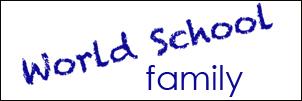 World School Family logo